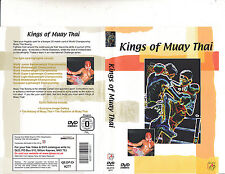 Kings of Muay Thai / Kings of Muay Thai 2-2001-2 Disc-Muay Thai-DVD