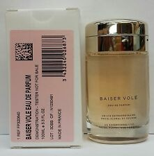 Baiser Vole By Cartier Eau de Perfum 3.4 oz /100 ml  Spray Tester for Women