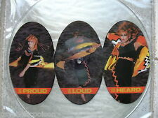 TOYAH - Be Proud Be Loud (Be Heard)   PICTURE DISC  Safari Records – SAFE LX 52