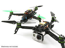 RC QUANUM TRIFECTA 295MM FOLTABLE TRICOPTER FRAME KIT + SERVO QUAD MOBIUS GOPRO