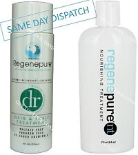 REGENEPURE DR & NT COMBO - HAIR LOSS REGROWTH ANTI DHT SHAMPOO & CONDITIONER KIT