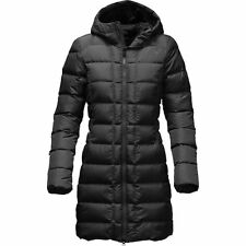 NEW The North Face Women's Gotham Down Parka Black Large Mid Thigh