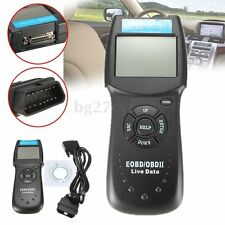 D990 Car OBD 2 II Diagnostic Scanner Vehicle Auto Engine Fault Code Reader Scan