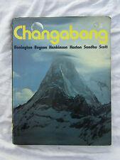 BOOK HARDBACK CHANGABANG by VARIOUS AUTHORS bonington  HEINEMANN BOOKS 1975