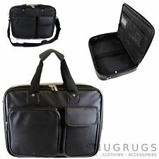 Unisex Leather Look Business / Work / Travel Briefcase / Shoulder / Laptop Bag