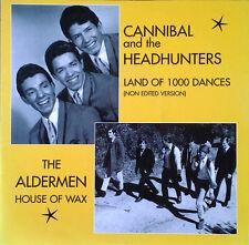 "CANNIBAL & HEADHUNTERS / ALDERMEN / ATLANTICS - BACCHUS / RAMPART -  7"" EP"
