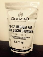 100% Venezuelan Best and Pure Cocoa Powder - DEKACAO - Unsweetened - 3 lbs