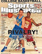 KEVIN LOVE OJ MAYO SIGNED AUTO 11X14 SPORTS ILLUSTRATED PHOTO PSA/DNA USC UCLA B