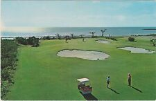 Ocean-Side Golf Course in the Bahamas at Grand Bahama Hotel and Country Club