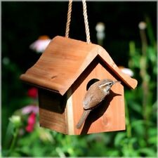 Bird House Tree Hanging Birdhouses Wren Wild Birds Porch Garden Yard Feed Food