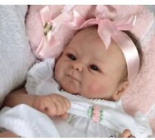 ❤️Beautiful Reborn Doll Baby❤️ Custom Made From Coco Malu Kit By Elisa Marx❤️