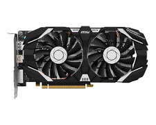 ( R ) MSI GeForce GTX 1060 3GT OC 192-bit VR READY