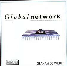 KPM Music Library  KPM 116 CD / Global Network - Graham De Wilde