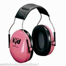 Peltor Kids Ear Defender Pink Only (SHIP 2nd CLASS)
