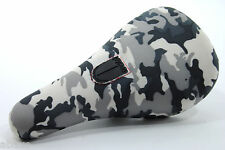 Velo BMX Bike Saddle Pivotal Camo Marines Navy USMC Army Military