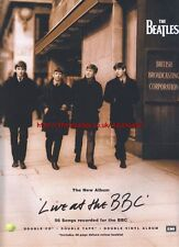 The Beatles Live At The BBC Album 1995 Magazine Advert #589