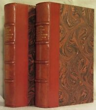 MENIERE La captivité de madame la Duchesse de Berry 2 vols 1882 ex / hollande