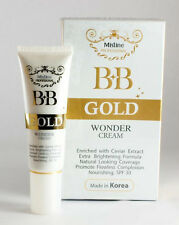 MISTINE BB Gold Wonder Cream SPF 30 Enriched Caviar Extract 15g