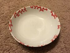 "Raynaud Cristobal Coral Cereal Bowl NWT 6.5"" Limoges China"