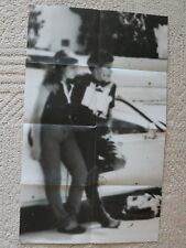 RARE - POSTER LARRY CLARK Luhring Augustine Gallery Exhibition 2014 Photographs