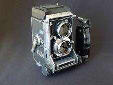 Mamiya C33 Medium Format TLR Film Camera with 105mm Lens, Nice!