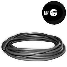 "3/8""(10mm) Kent Speargun Band Rubber Latex Tubing BLACK 1ft (0.3m) (#408)"