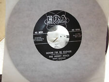 THE MERRY MACS BOOM, I'M IN CLOVER / THE LORD IS A BUSY MAN ON ERA RECORDS