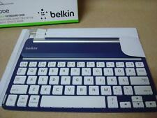Belkin FastFit Keyboard Case iPad Mini Bluetooth Wireless Keyboard Purple