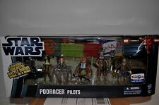Star Wars Pod Racers Pilots TRU Exclusive