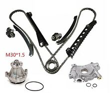 04-08 Ford F150 Expedition Lincoln 5.4 Triton 3V Timing Chain Kit Water Oil Pump