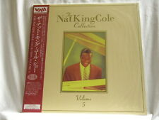 NAT KING COLE Collection Vol 5 Billy Eckstine Mills Bros. NEW JAPAN laserdisc LP