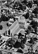 B89338 winchester cathedral from the air  uk