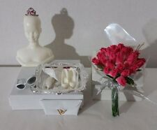 BARBIE MUSE SILKSTONE DOLL LIZ TAYLOR SHADES TIFFANY CROWN GLOVES ACCESSORIES ++