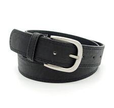 Cinturón De Mujer 3,8Cm Bucle metal piel sintética
