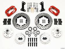 WILWOOD 140-10996-DR HD FRONT BRAKE KIT 67-72
