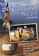 NEW Sealed Christian Basketball Drama DVD! The St. Tammany Miracle (Jamie Luner)
