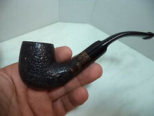 PIPA PIPE PFEIFE ART ITALIANO  BLACK RUSTIC SPORT MOD 9 TIPO 5  + KIT SAVINELLI