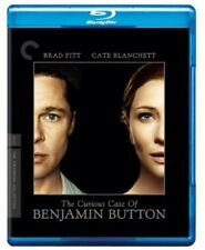 The Curious Case Of Benjamin Button Blu-ray Region A