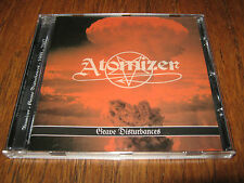 "ATOMIZER ""Grave Disturbances"" CD destroyer 666 vomitor"