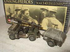 CORGI us50103 us army m151a1 Mutt recoilless fusil camion dans à l'échelle 01:43.
