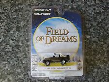 "GREENLIGHT Jeep Wrangler YJ ""Field of Dreams"" 64th"