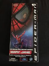 "Marvel Spider-Man Mary Jane 30cm 12"" Figura De Acción Nueva"