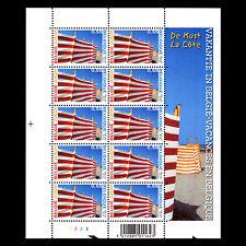 """Belgium 2004 - EUROPA Stamps """"Holidays"""" Nature - Sc 2029/0 MNH"""