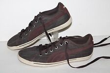 Puma Benecio Drill Pack Casual Sneakers, #352729-05, Brown, Men's US Size 6.5