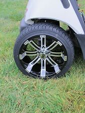 Golf Cart Wheel and DOT tire Combo 14'' wheel Club Car, EZ-GO and Yamaha