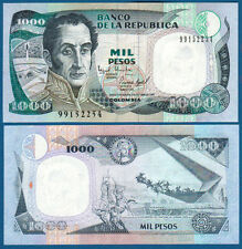 KOLUMBIEN / COLOMBIA  1000 Pesos 1995 UNC  P.438