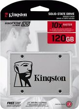 Disco de Estado Sólido SSD KINGSTON UV400 - 120GB - SATA III -  NUEVO PRECINTADO