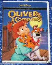 Walt Disney Oliver & Company DVD Special Edition in Excellent Condition