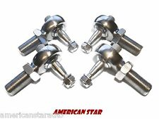 American Star 4130 Chromoly Pro X Racing Ball Joint Set (4) Yamaha YFZ 450