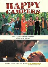 Happy Campers ~ Dominique Swain Brad Renfro Emily Bergl ~ DVD ~ FREE Shipping
